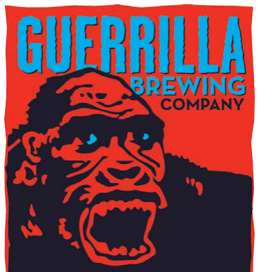 Guerrilla Brewing Logo