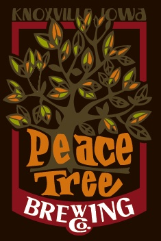 Peace Tree brewing Logo